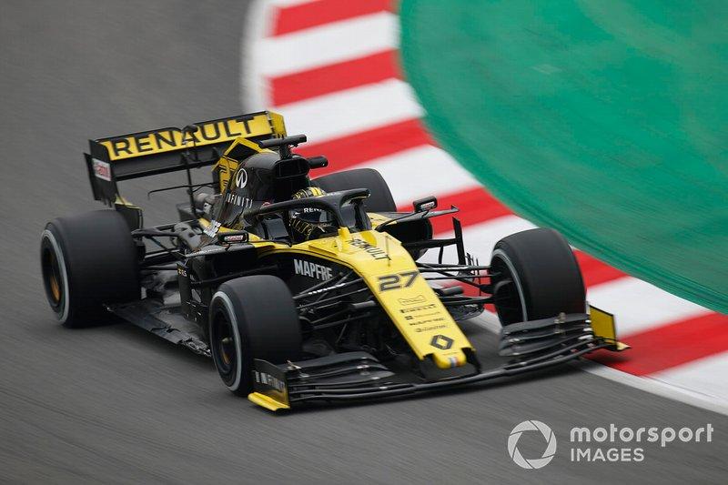 Ніко Хюлькенберг, Renault F1 Team R.S. 19