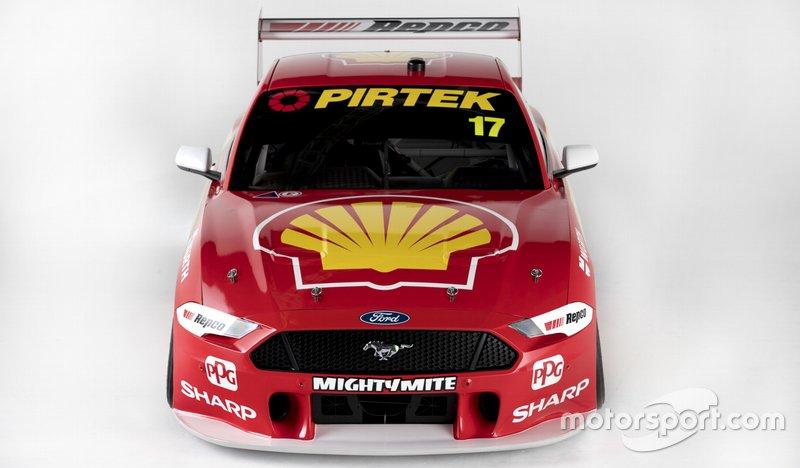 Shell V-Power Racing Team livery