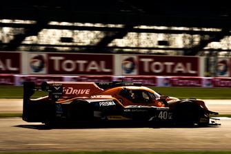 #40 G-Drive Racing Oreca 07 - Gibson: James Allen, Jose Gutierrez, Jose Gutierrez