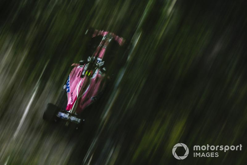 Esteban Ocon, Racing Point Force India VJM11