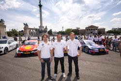 Gary Paffett, Mercedes-AMG Team HWA, Mercedes-AMG C63 DTM, Augusto Farfus, BMW Team RMG, BMW M4 DTM, Mattias Ekström, Audi Sport Team Abt Sportsline, Audi A5 DTM