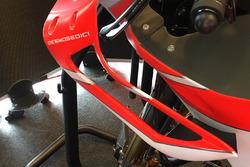 Ducati GP17: Neue Verkleidung