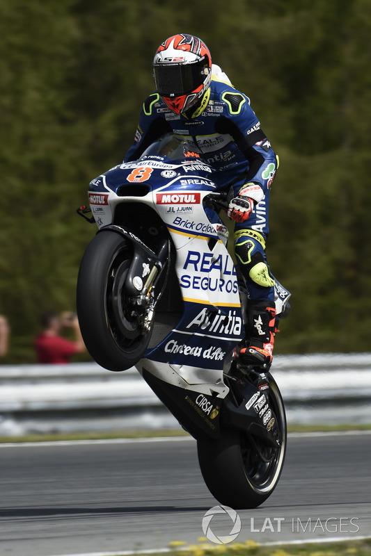 Ектор Барбера, Avintia Racing