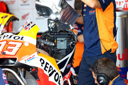 Marc Marquez, Repsol Honda Team, fuel tank