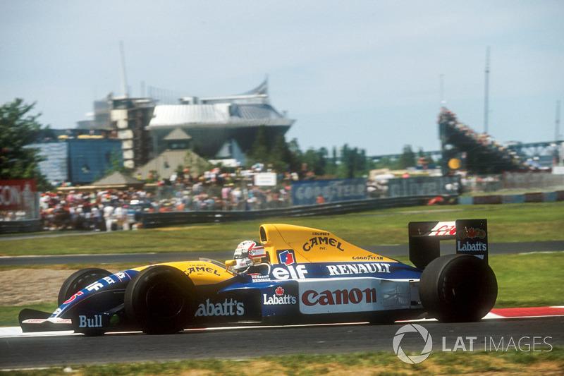 GP do Canadá 1991 – Nigel Mansell