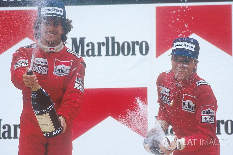 McLaren и Ferrari побеждали в Спа по 12 раз