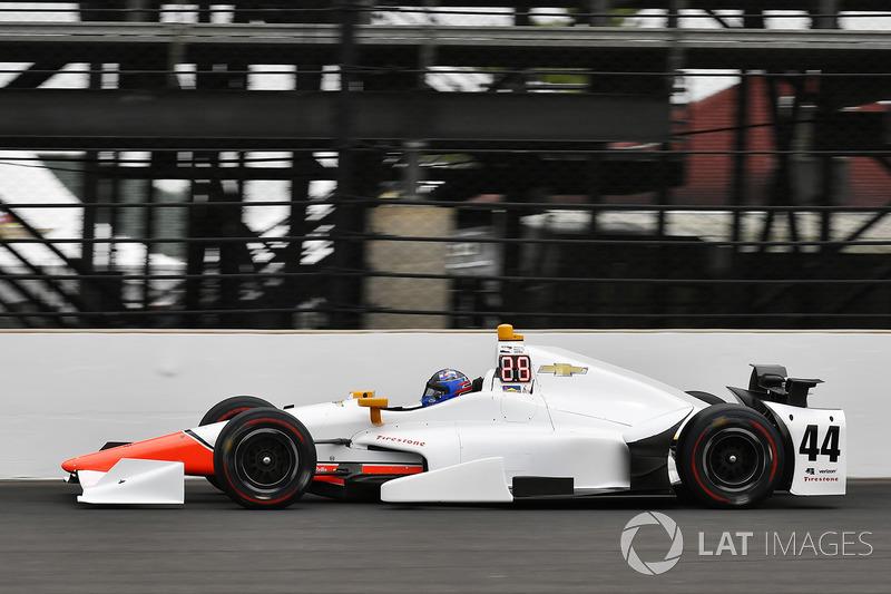 30. Buddy Lazier, Lazier Racing Partners, Chevrolet