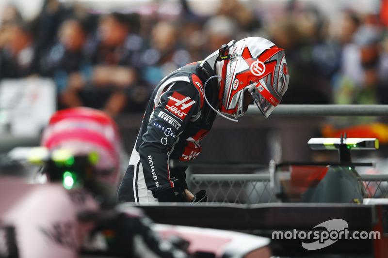 Kevin Magnussen logró su mejor puesto desde Rusia 2016 (8º)