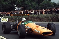 Денни Хьюм, McLaren M7A
