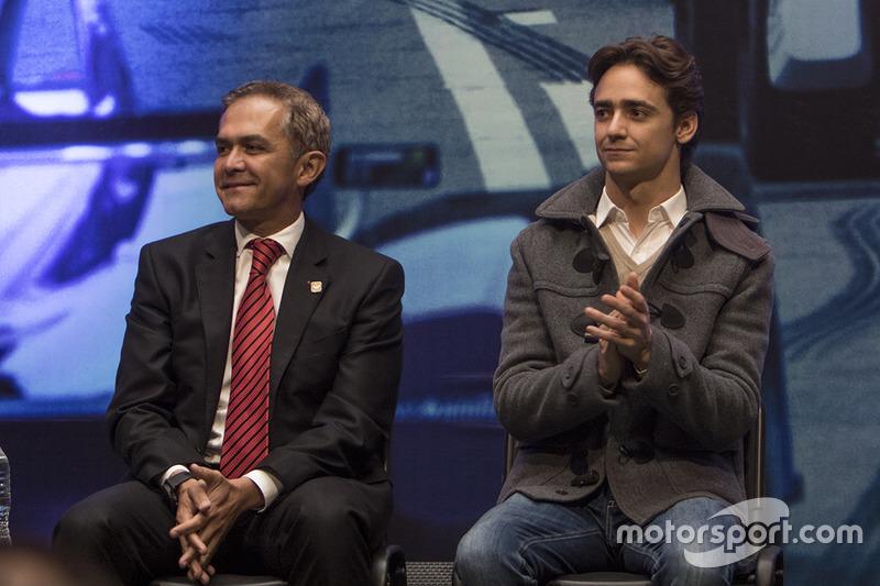 Miguel Angel Mancera,Gobernador de la Ciudad de México y Esteban Gutiérrez