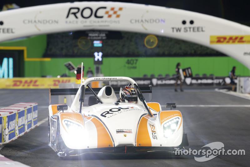 Pascal Wehrlein, Radaical SR3 RSX