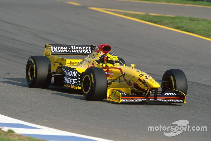 Ralf Schumacher, Jordan 197