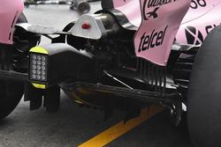 Задня частина Sahara Force India F1 VJM10