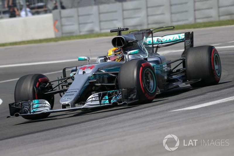 1-е место: Льюис Хэмилтон, Формула 1