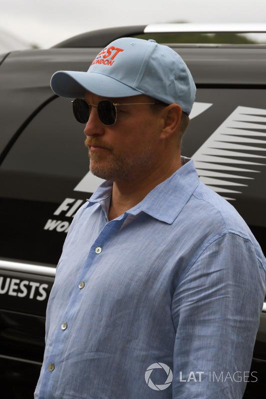 Woody Harrelson, Actor
