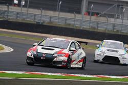 Roberto Colciago, M1RA, Honda Civic TCR
