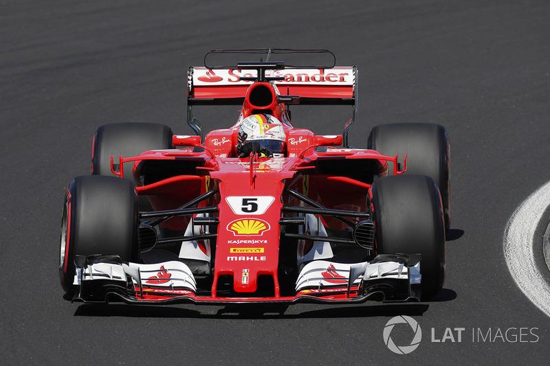 Себастьян Феттель, Ferrari (202 очка, первое место в общем зачете, четыре победы). Оценка Motorsport.com Россия – 9,5/10