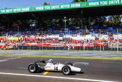 Honda RA272 on track
