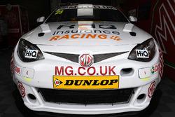 Daniel Lloyd, Triple Eight Racing MG Motor MG 6 GT