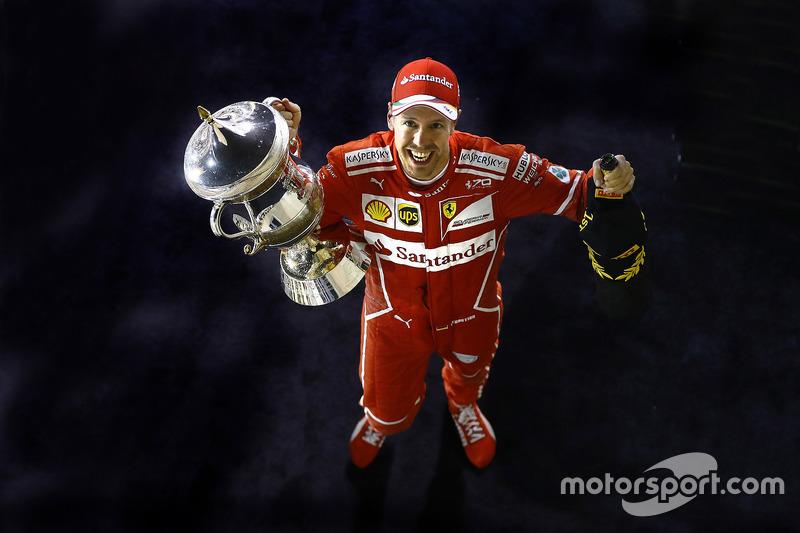 Un alemán en lo más alto por vez 170 en la F1
