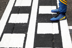 DAMS GP3 race shoes