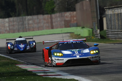 #67 Ford Chip Ganassi Racing Ford GT: Andy Priaulx, Harry Tincknell, #35 Signatech Alpine A470 Gibson: Nelson Panciatici, Pierre Ragues, Andre Negrao