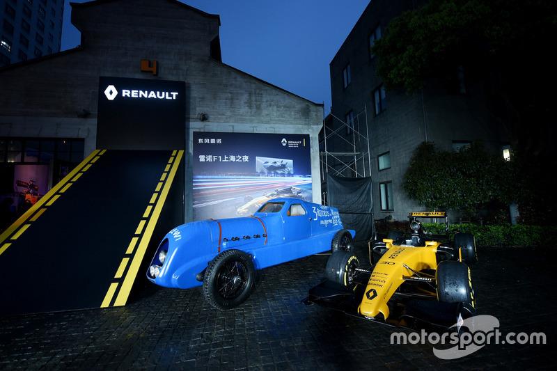 Renault Nervasport & Renault R.S.17