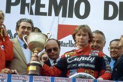 Didier Pironi, primero