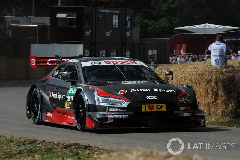 Tom Kristensen, Audi R8