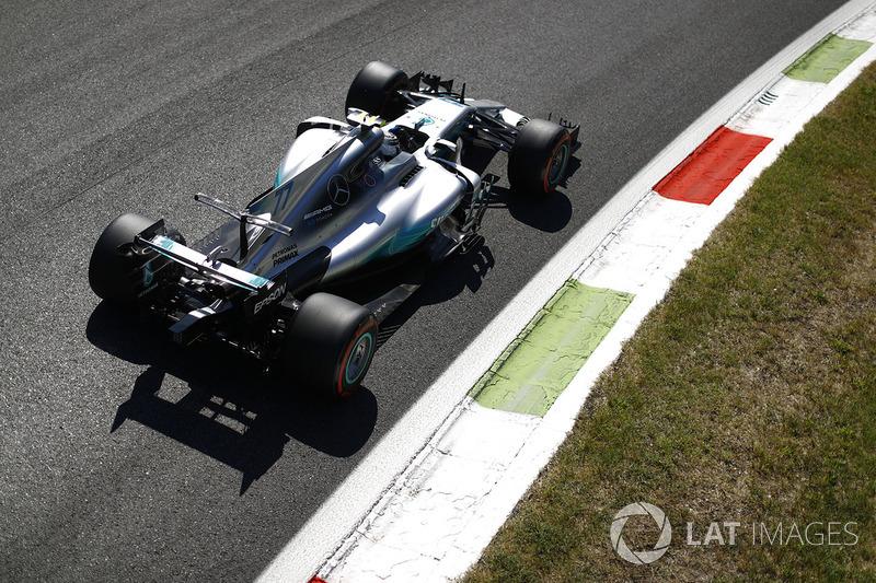 3. Валттері Боттас, Mercedes AMG F1 W08 - 197
