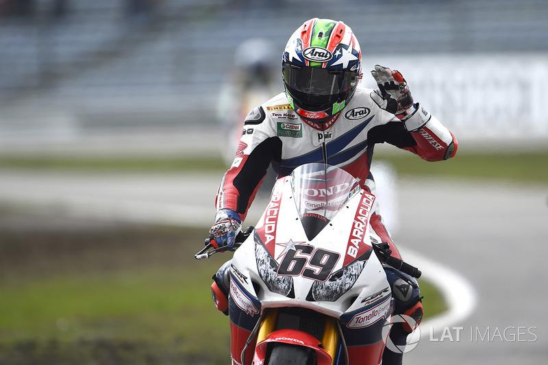 3. Nicky Hayden, Honda World Superbike Team