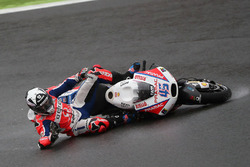 Scott Redding, Octo Pramac Racing crash