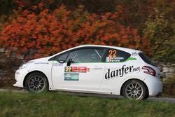 Damiano De Tommaso, Michele Ferrara, Peugeot 208 R2, Power Car Team