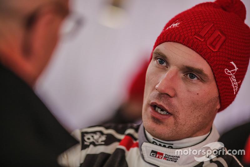Jari-Matti Latvala, Toyota Racing