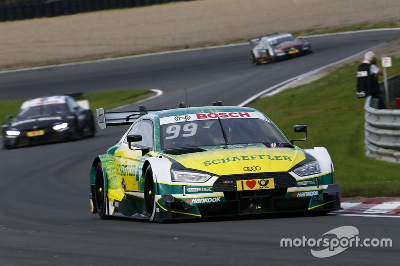 4. Mike Rockenfeller, Audi Sport Team Phoenix, Audi RS 5 DTM