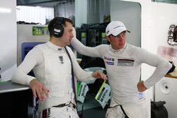 #911 Manthey Racing Porsche 911 GT3 R: Nick Tandy, Patrick Pilet