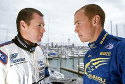 Colin McRae and Richard Burns