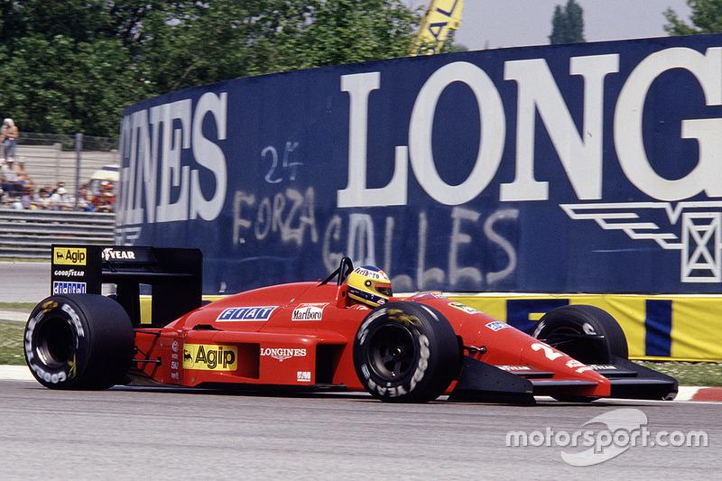 1987: Ferrari F1-87