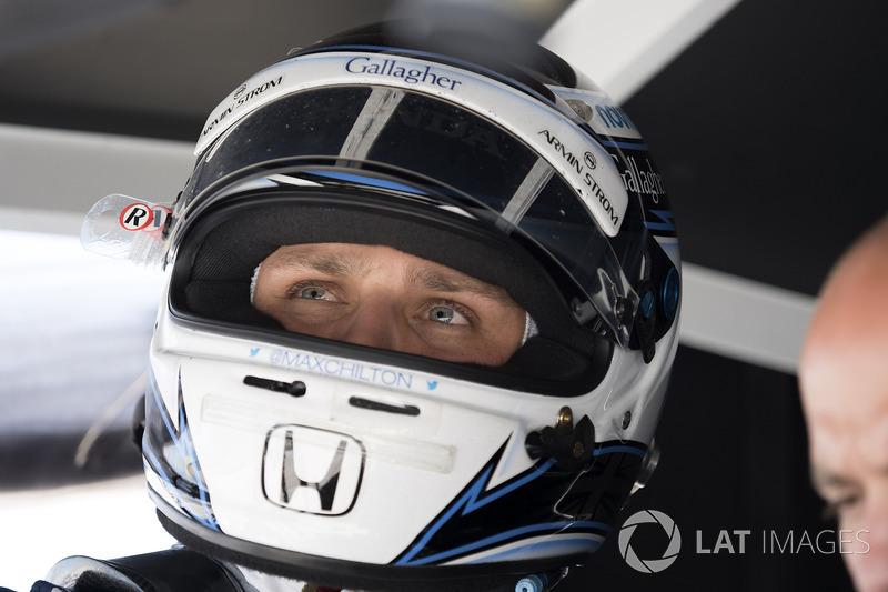 Max Chilton, Chip Ganassi Racing Honda