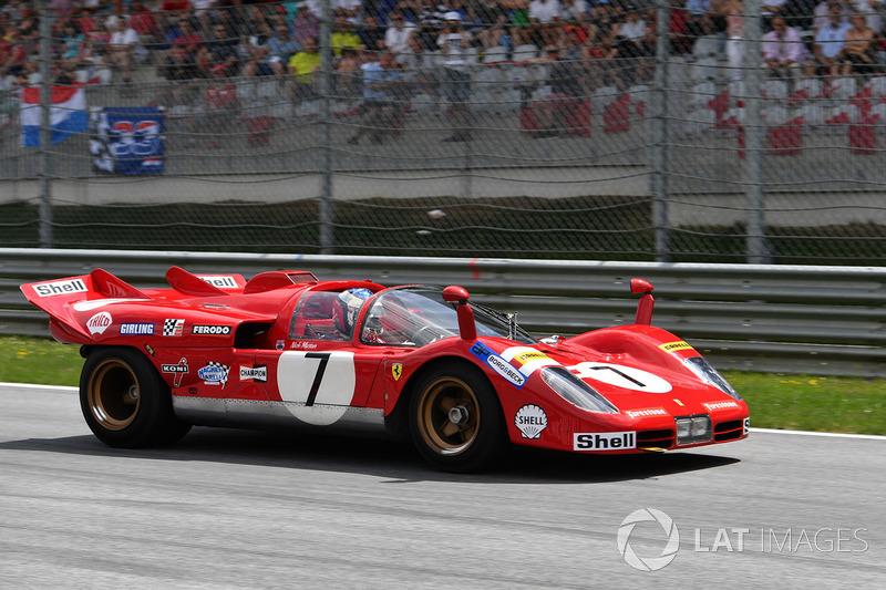 Жан Алезі, Ferrari 512S