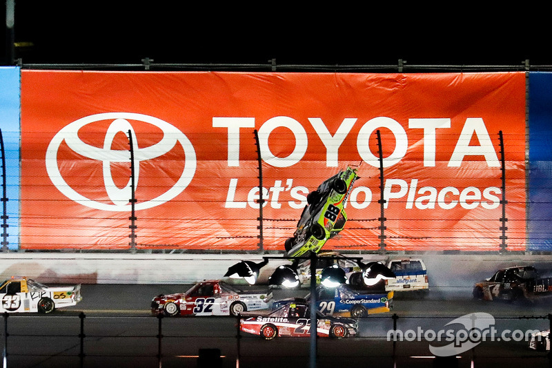 5. Matt Crafton, ThorSport Racing Toyota