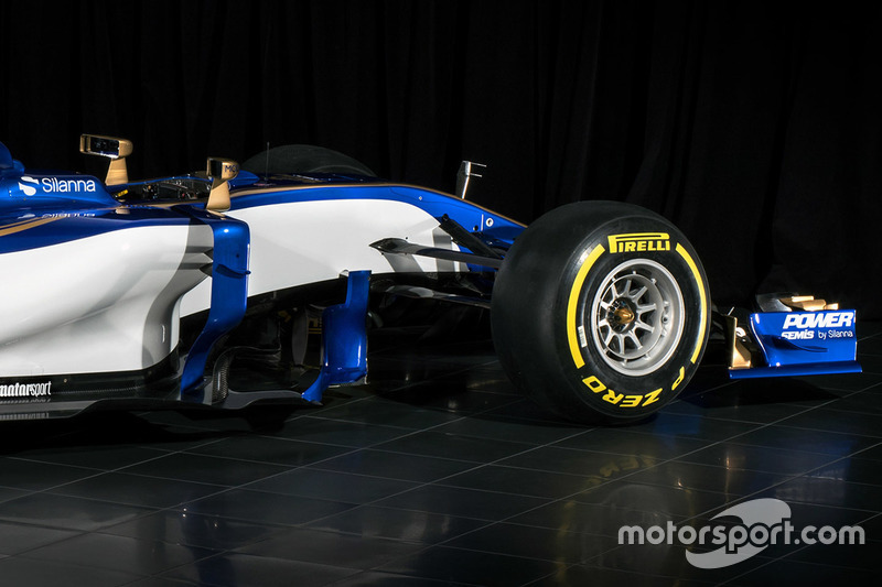 Деталі Sauber C36