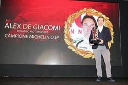 Alex De Giacomi, campione Michelin Cup