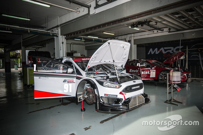 #91 Marc Cars Australia, MARC Focus V8