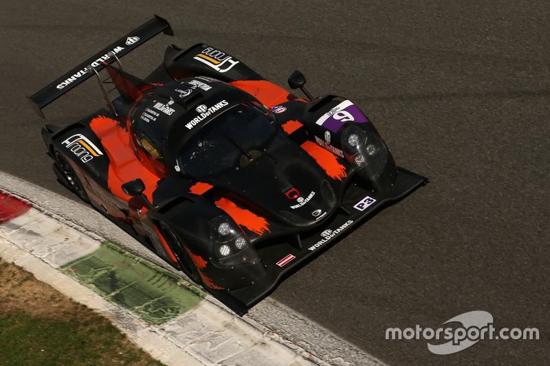 #9 AT Racing, Ligier JS P3 - Nissan: Alexander Talkanitsa Sr., Alexander Talkanitsa Jr., Mikkel Jens