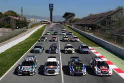 Die Fahrzeuge der Rallycross-WM (WRX) 2017