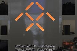 Logo de Faraday Future Dragon Racing