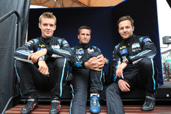 Christian Ried, Matteo Cairoli, Marvin Dienst, Dempsey Proton Competition