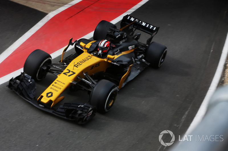 5. Nico Hülkenberg, Renault Sport F1 Team RS17