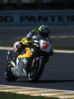 Alex Barros, Honda